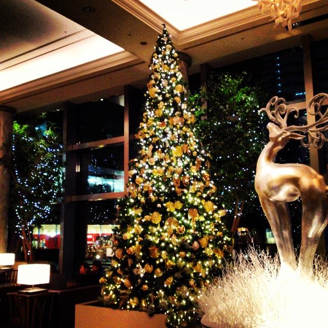 12横浜ロイヤルパークホテルツリー